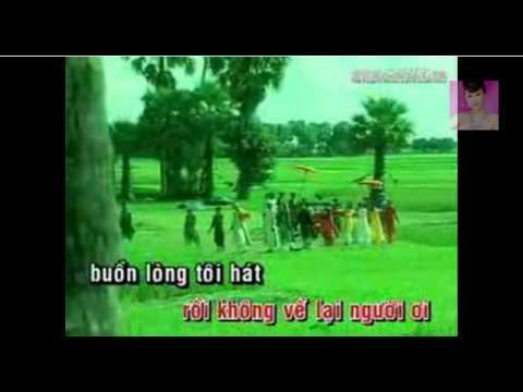 karaoke NOI BUON CHIM SAO  Hoa Huynh