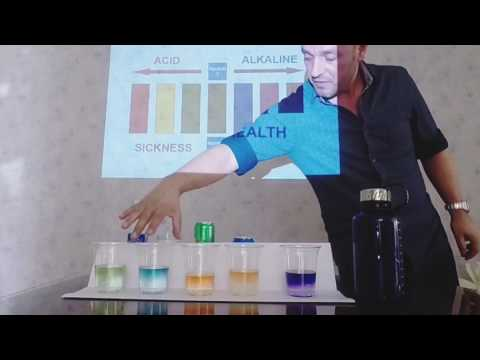 The Power of Kangen Water (Alkaline Water)