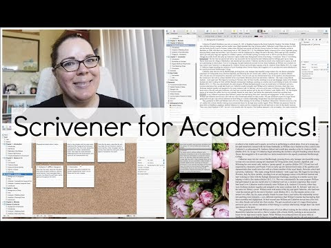 How I Set Up Scrivener For My PhD Dissertation