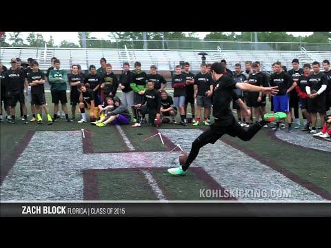 Zach Block | Kicker-Punter | Top Prospect