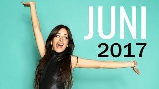 Neue Musik | TOP 20 CHARTS ► JUNI 2017