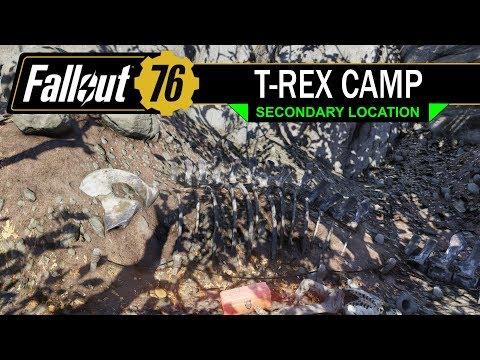 Fallout 76 - T-Rex Camp - A.19