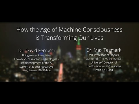 """Highlights from """"How the Age of Machine Consciousness is Transforming Our Lives"""" Event"""