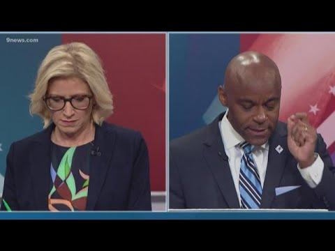 Recap: Jamie Giellis and Michael Hancock face off in Denver mayoral debate