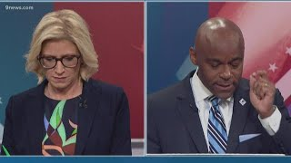 Recap: Jamie Giellis and Michael Hancock face off in Denver mayoral debate