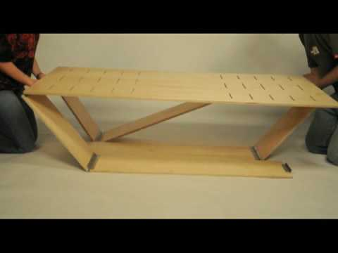 Folding Table   YouTube