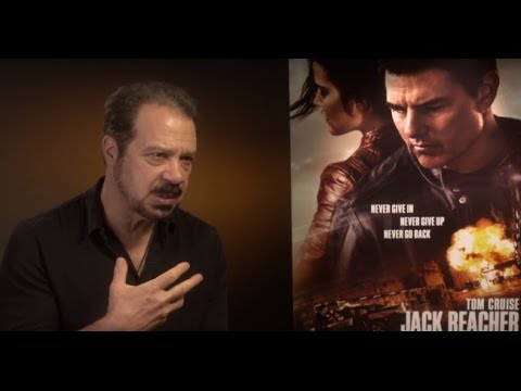 Ed Zwick on Jack Reacher, Tom Cruise and Blood Diamond