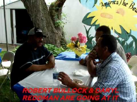 RON MATLOCK'S ANNUAL BACKYARD BAR-BE-CUE --- 08-01...