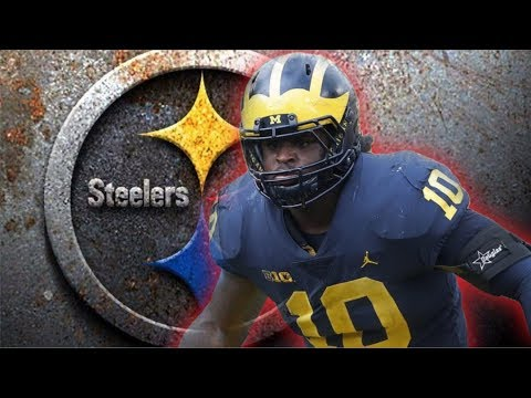 Image result for Film Study: Why Devin Bush is the perfect addition to the Pittsburgh Steelers
