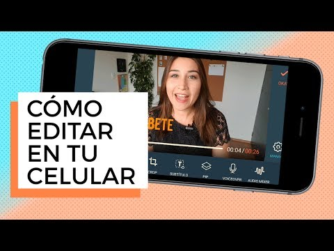 Cómo editar videos de Youtube en tu celular (Tutorial 2018)