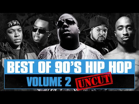 90&39;s Hip Hop Mix 02  Best of Old School Rap Songs  Throwback Rap Classics  Westcoast  Eastcoast