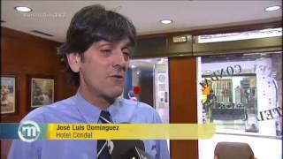 TV3 - Els Matins - Ocupació total d'hotels i pisos turístics pel Mobile World Congress