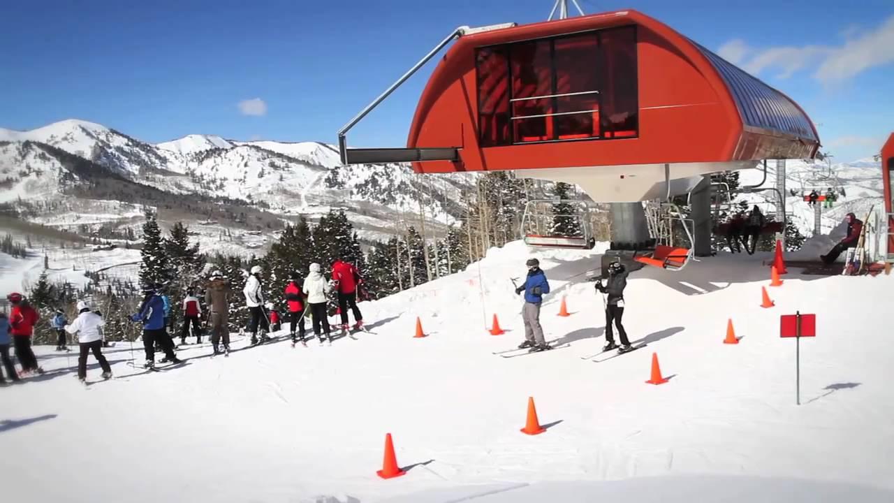 introducing iron mountain at canyons resort - youtube
