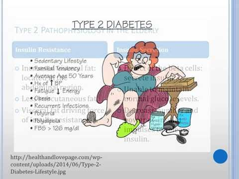 Elderly Population and Type 2 Diabetes pp