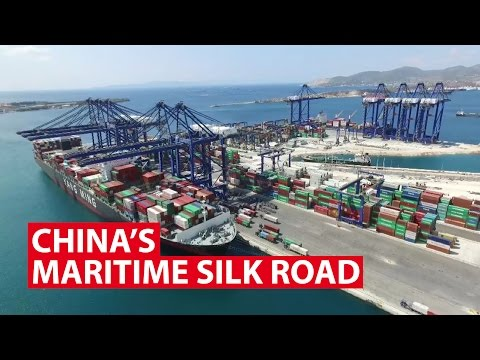 China's Maritime Silk Road | CNA Insider