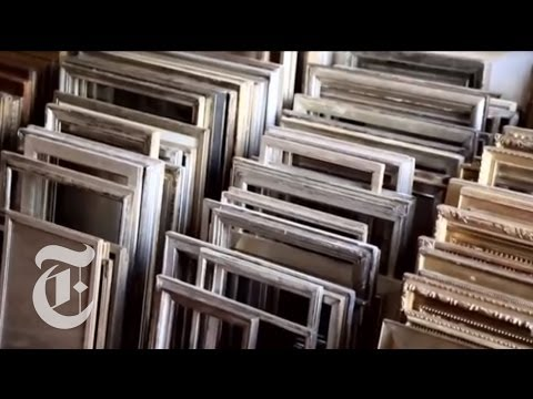The Impact of Picture Frames | The Decoration of Houses | The New York Times