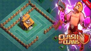 """Clash of Clans - Novo layout para CC3 """"BASE DO CONSTRUTOR"""" 2018"""