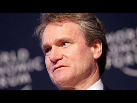 Why Was BofA's Brian Moynihan Promoted?