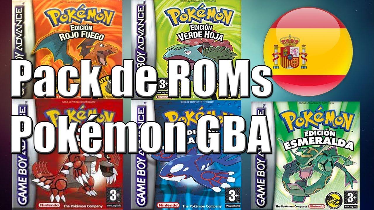 pokemon gameboy advance roms for android