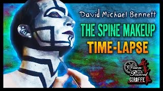 The Spine Makeup Time-Lapse