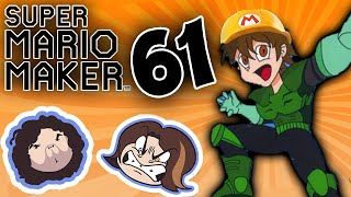 Super Mario Maker: Building Up the Rage - PART 61 - Game Grumps