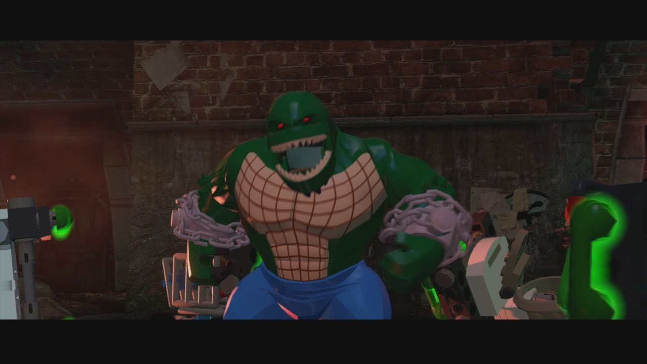 Maxresdefault on Lego Batman Killer Croc
