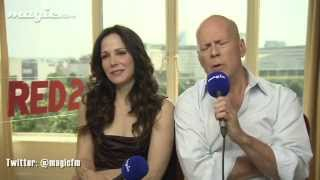 Bruce Willis Farting