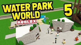 LOJAS personalizadas-Roblox Water Park World #5