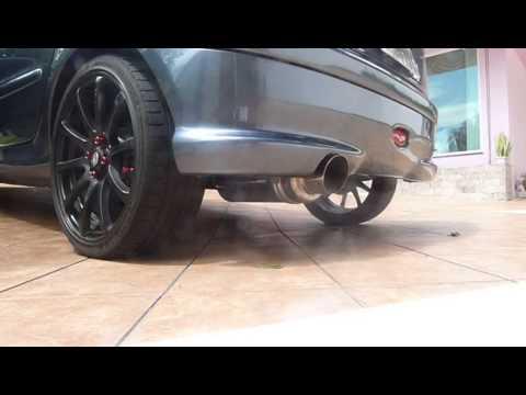 Escapamento Esportivo HRE Big Boy Peugeot 206 1 4