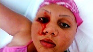 Девушка плачет кровью - Моя Ужасная История