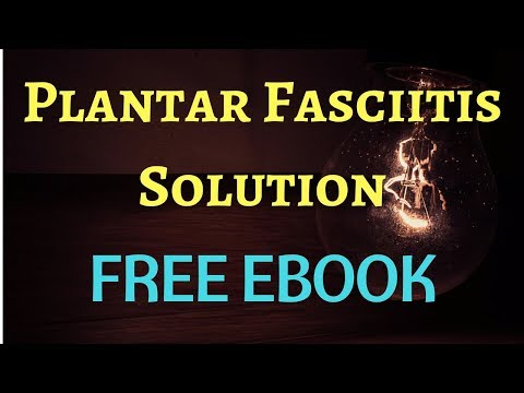 Best Exercises To Relieve Plantar Fasciitis Pain - Plantar Fascia Solution