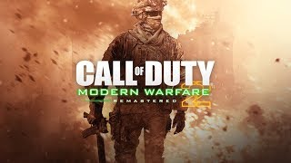 Call of Duty: Modern Warfare Remastered ALPHA - PS4 Live Stream