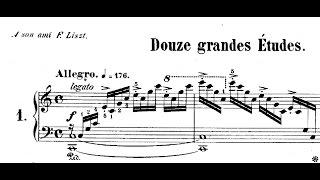 Chopin / Vladimir Ashkenazy, 1954: Etudes, Op. 10 - Complete