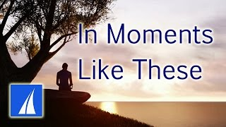 In Moments Like These (with lyrics) - Acoustified Worship