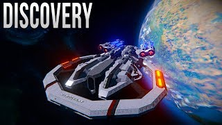 Space Engineers - DISCOVERY (Red Wood Discovery Project) - Cinematic