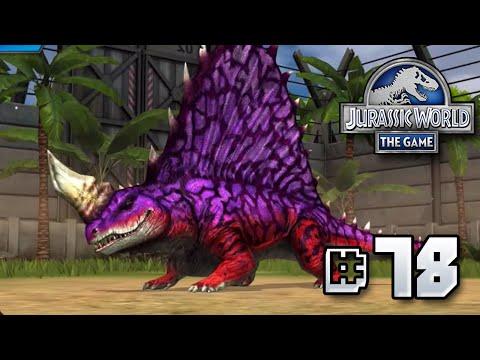 Dimetro.. I mean Magical Unicorn Maxed!    Jurassic World - The Game - Ep 78 HD