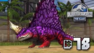Dimetro.. I mean Magical Unicorn Maxed! || Jurassic World - The Game - Ep 78 HD