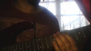 The Fifth Nail-guitarra 1