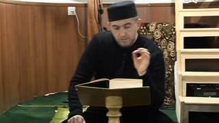 Центральная мечеть г. Каспийска Уроки адабы при посещение туалета.