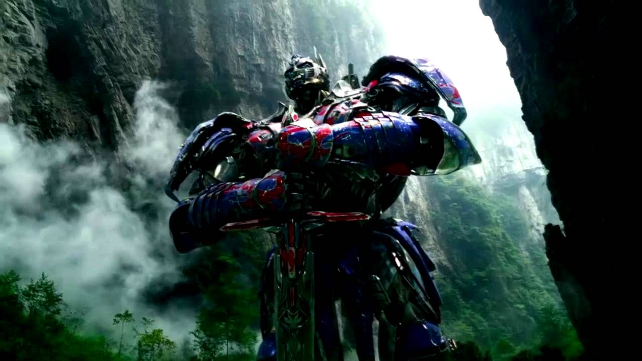 transformers age of extinction optimus and the legendary warriors