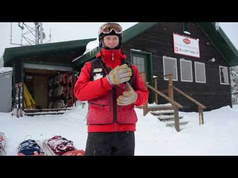 Day In The Life Of Ski Patrol