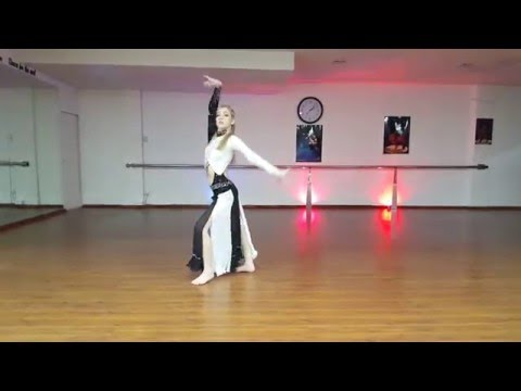 Freestyle Solo Slow dance