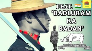 """""""Badluram Ka Badan"""": Story Behind  Assam Regiment's Viral Song  The Assam Regiment   Viralbioscope"""