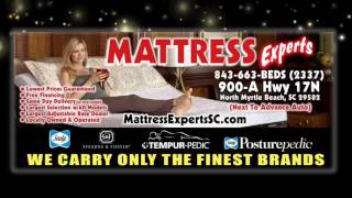 Mattress Store in Myrtle Beach(Mattress Store in Myrtle Beach Mattress Experts is a great mattress store near you. Come see us. Whether you want the support of an innerspring mattress or the ..., 2016-10-16T18:22:55.000Z)