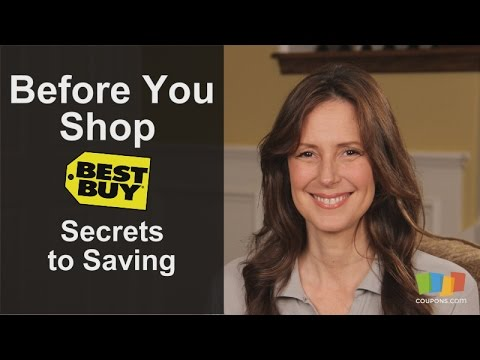 Best Buy: Secrets To Saving