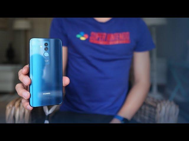 Huawei Mate 20 Lite - Első benyomás