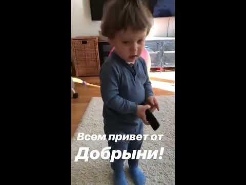 Добрыня танцует | Little Big концерт 2019 | Музыченко с семьей | Инстаграм Истории