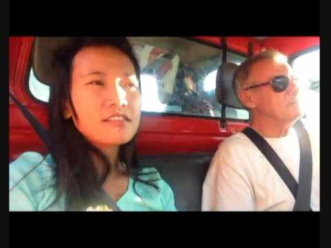 A CHAT ABOUT TERRORISTS AND DRIVING THROUGH INABANGA BOHOL PHILIPPINES