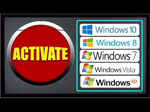 How to ACTIVATE Any WINDOWS without PRODUCT KEY 2017 (ACTIVATE Windows 10, Windows 8, Windows 7)
