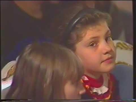 """Хор """"Сонор"""" органный зал Кишинёва, Молдавия 1993 год."""